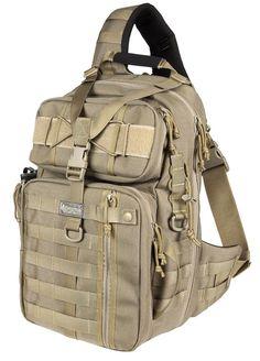 "Maxpedition Large Kodiak Gearslinger Bag - 20"" Expandable Transport Assault Pack"