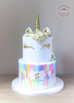 Image result for sara's house of cupcakes unicorn cake