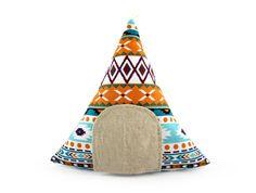 Tipi Azteca Tipi Hada de los Dientes Cojín Tipi Tipi por LeLoupShop