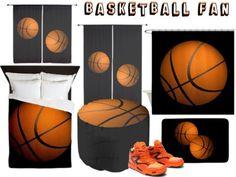 Basketball 84 Curtains