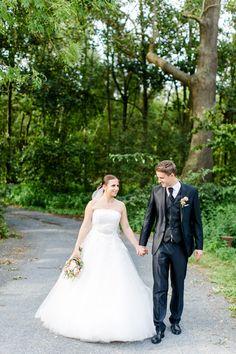 Romantisches Hochzeitsvergnügen auf Gut Hohenholz von OctaviaplusKlaus Photography