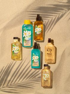 The entire Monoï line from #yvesrocherusa is the best. Makes you feel like you are on vacation. #summerbeauty