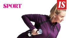 Lihaskuntoliikkeiden ja dynaamisen venyttelyn kombolla selkäjumit katoavat ja liikkuvuutta tulee rutkasti lisää. Personal Trainer, Health, Sports, Hs Sports, Health Care, Sport, Salud