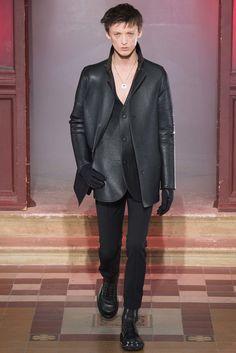 Lanvin Fall 2015 Menswear Fashion Show
