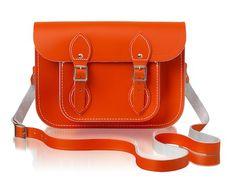tangerine tango satchel