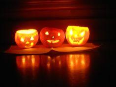 A finales del mes de octubre es muy habitual realizar bonitos trabajos manuales con las calabazas para la fiesta de halloween, la noche más terrorífica de todo el año.