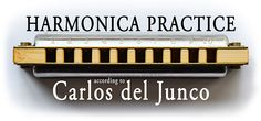Harmonica Practice according to Carlos del Junco - About Carlos
