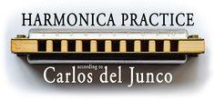 Harmonica Practice according to Carlos del Junco - About Carlos