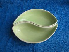 Sweden ceramic plate Fish 2 pcs kitchen Scandinavian pottery