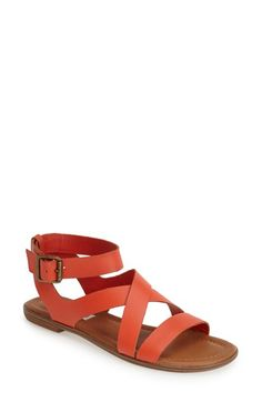 Steve+Madden+'Escarole'+Ankle+Strap+Sandal+(Women)+available+at+#Nordstrom