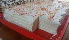 Rozen torta sa belom čokoladom