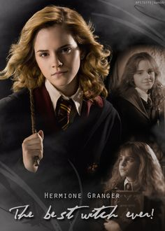 Hermione Granger, the best Witch ever