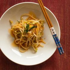 Pad Thai is a stir fry that comes together in less than 30 minutes. It requires little more than pantry staples, plus it's a great dish for sweeping the fridge. Add in bits of veggies, leftover chicken or frozen shrimp, and you've got a ...