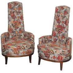high back chairs adrian pearsall style - High Back Chairs For Living Room