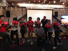 Studio Nights- The Basics of Boxing 3/27/2014 Taught by Billye Burke