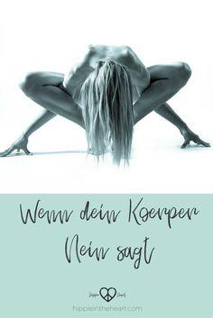 Wenn dein Körper Nein sagt. Ein Artikel über Achtsamkeit und Selbstliebe. Achte deinen eigenen Körper denn er ist dein Tempel. #achtsamkeit #yoga #tempel #gesundheit #health #selbstliebe