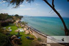 Charlene and Warwick's Vardioli Beach Wedding in Zante by The Bridal Consultant