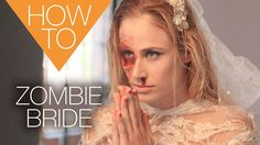 The new zombie bride | HALLOWEEN how-to makeup tutorial
