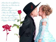 Latest Images of Happy Kiss Day 2014