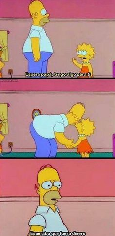 Memes Divertidos De Los Simpson 37 Ideas For 2019 Meme Dos Simpsons, Simpsons Frases, Simpsons Quotes, The Simpsons, Simpson Wave, Lisa Simpson, Homer Simpson Meme, Walt Disney, Futurama