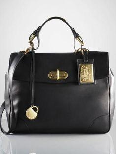 Ralph Lauren's Tiffin Bag