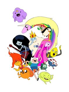 More Adventure Time