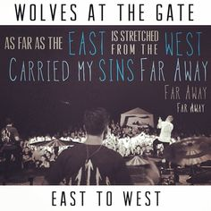 """Wolves At The Gate -- """"East To West"""""""