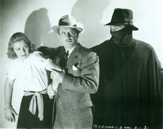 The Shadow (Victor Jory) 1940 Columbia Serial