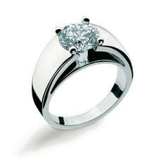 Fedi e anelli di fidanzamento: modelli e prezzi (Foto 19/42) | Donna