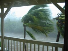 Hurricane Ivan, winds, rain