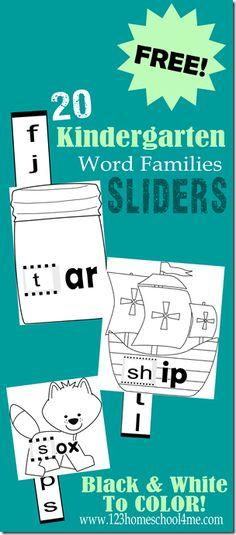 free preschool animals words activities, class room decorations ...