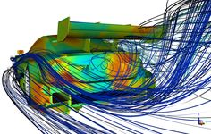 BMW M4 DTM: a detailed look at computational fluid dynamics - http://www.bmwblog.com/2017/03/30/bmw-m4-dtm-detailed-look-computational-fluid-dynamics/