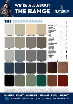 Colour Chart, Color, Shale Grey, Brochures, Ocean, Range, Cookers, Catalog, Ranges