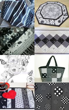 What's black and white and warm all over? by Alexi on Etsy--Pinned with TreasuryPin.com