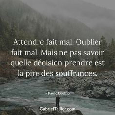 three methods to cease pondering an excessive amount of Words Quotes, Sad Love Quotes, Best Quotes, Life Quotes, Positive Mind, Positive Attitude, Vie Positive, French Quotes, Positive Affirmations
