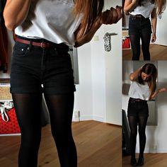 black girls in denim shorts - Google Search