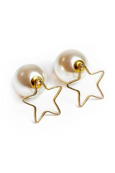 34 Stocking Stuffers You'll Want For Yourself #refinery29  http://www.refinery29.com/best-stocking-stuffers#slide15  Accent earrings to finish off seasonal outfits.