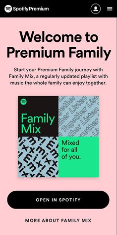 Updates to Spotify's family plan makes music streaming more family-friendly than ever, with parental controls, family mixes, and a new family hub. The post Spotify& Family Plan Goes Family-Friendly appeared first on Parentology. Contrôle Parental, Parental Control, Journey Music, Free Music Streaming, Music App, Family First, Android, Friends Family, Parenting Hacks