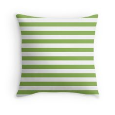 PANTONE COLOUR OF THE YEAR 2017 GREENERY STRIPES HORIZONTAL Pantone 2017 Colour, 2017 Colors, Pantone Greenery, Color Of The Year 2017, Rose Quartz Serenity, Quilt Cover, Model Homes, Shades Of Green, Wall Colors