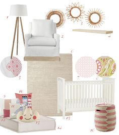 paperForts: nice and neutral nursery