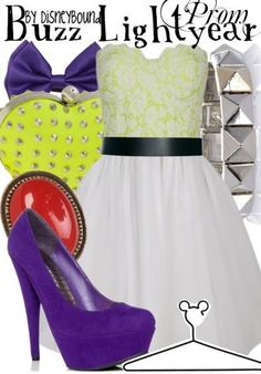 Buzz Lightyear fashion from Toy Story