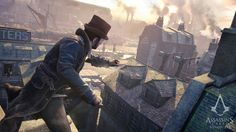 Assassin's Creed Syndicate Screens