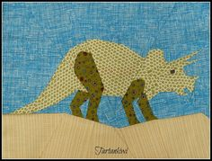 Triceratops! | The Tartankiwi