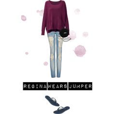 Designer Clothes, Shoes & Bags for Women Manila, Jumper, Ootd, Shoe Bag, Casual, Polyvore, How To Wear, Stuff To Buy, Outfits