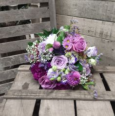 TUNDRA - Maite. Bouquets. ramo de novia. wedding. romantic. romantico. lisianthus. dalias.