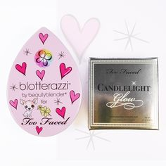 Limited Edition blotterazzi + Too Faced Highlighting powder | Details on the blog - http://www.bagorgie.com/index.php?id=415