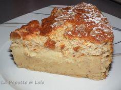 Gâteau Magique à la noisette au thermomix