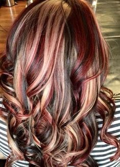 Hair Color Brown Unique Ideas - All For Hair Color Balayage Dyed Blonde Hair, Brown Blonde Hair, Blonde Brunette, Pretty Hair Color, Hair Color And Cut, Hair Color Highlights, Blonde Color, Choosing Hair Color, Peinados Pin Up