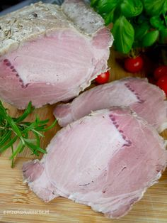 Schab gotowany w majonezie dziesięciominutowy – soczysty i mięciutki Steak, Vegetables, Food, Essen, Steaks, Vegetable Recipes, Meals, Yemek, Veggies