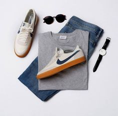 Rate it. Style Outfits, Fashion Outfits, Stylish Men, Men Casual, Casual Shoes, Look Fashion, Mens Fashion, Wardrobe Systems, Outfits Hombre
